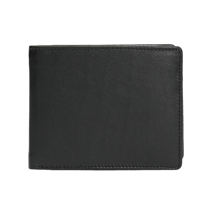 Męski skórzany portfel bata, czarny, 944-6170 - 26