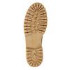 Zimowe buty damskie zfuterkiem weinbrenner, brązowy, 593-8476 - 17