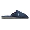 Kapcie męskie zpełnymi noskami bata, niebieski, 879-9605 - 15