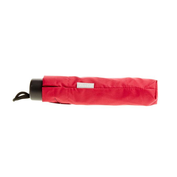 Czerwona składana parasolka bata, czerwony, 909-5600 - 16