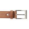 Brązowy skórzany pasek męski bata, brązowy, 954-4153 - 26