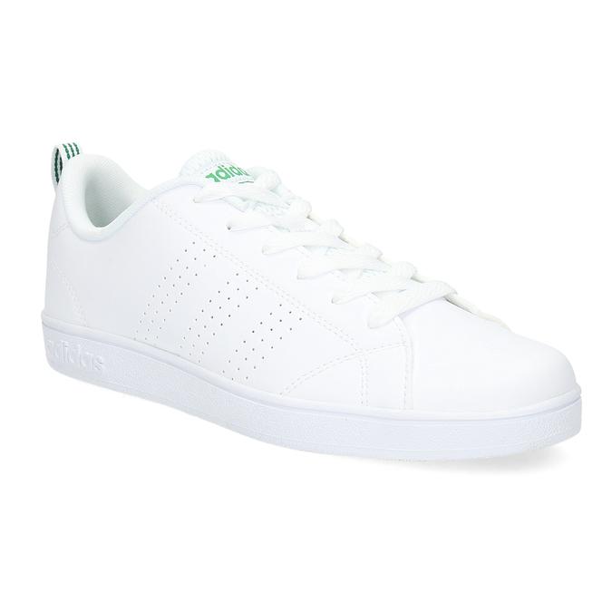 Dziecięce białe buty sportowe adidas, biały, 401-1233 - 13
