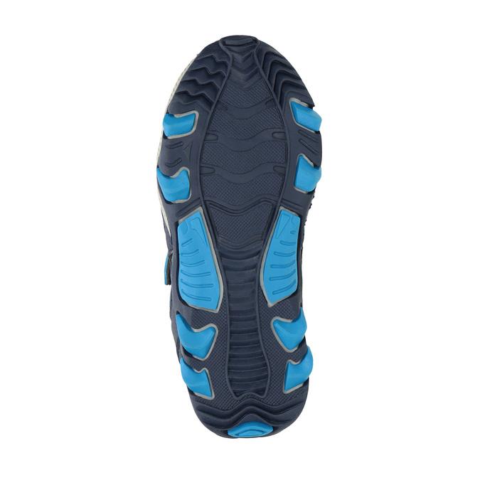 Dziecięce buty sportowe mini-b, niebieski, 411-9605 - 26