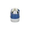 Dziecięce skórzane buty sportowe mini-b, niebieski, 226-9600 - 17
