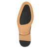 Brązowe skórzane półbuty typu angielki bata, brązowy, 826-3812 - 19