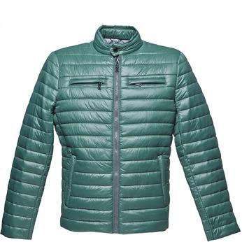 Pikowana kurtka męska bata, zielony, 979-7218 - 13