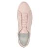 Różowe skórzane buty sportowe vagabond, różowy, 624-8019 - 19