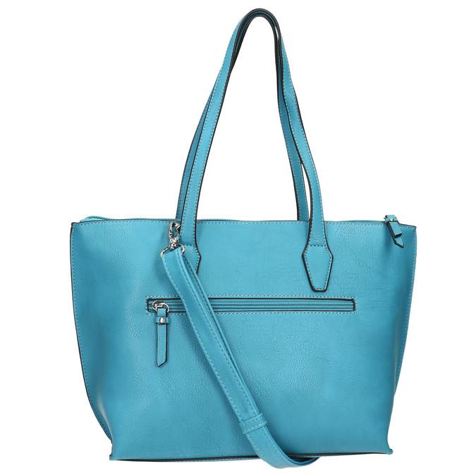 Niebieska torba damska gabor-bags, 961-9074 - 19