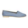 Damskie buty wstylu Slip-on bata, niebieski, 516-9602 - 15