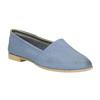 Damskie buty wstylu Slip-on bata, niebieski, 516-9602 - 13