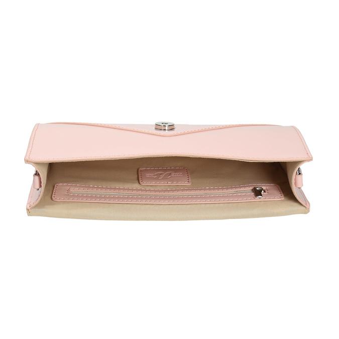 Różowa damska kopertówka bata, różowy, 961-5685 - 15