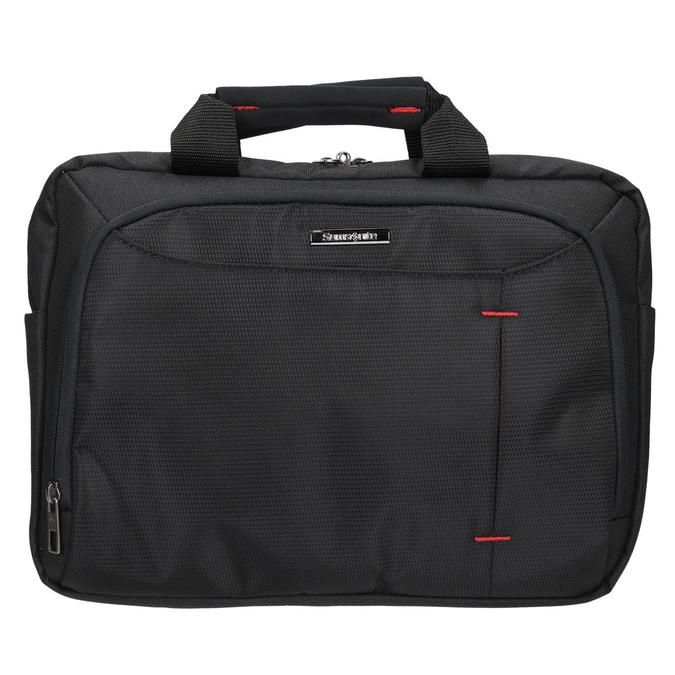 Profesjonalna torba na notebook, czarny, 969-2378 - 19