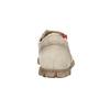 Skórzane półbuty zzamkiem weinbrenner, beżowy, 546-8604 - 17