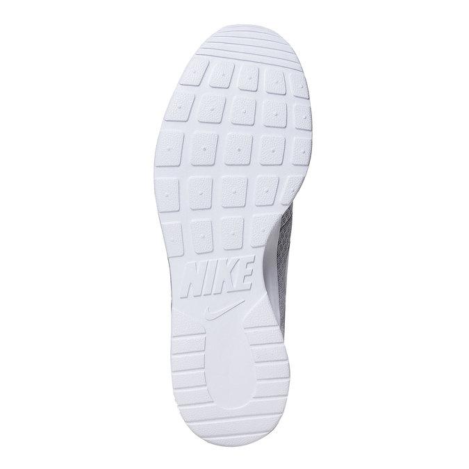 Szare trampki wsportowym stylu nike, szary, 809-2557 - 26