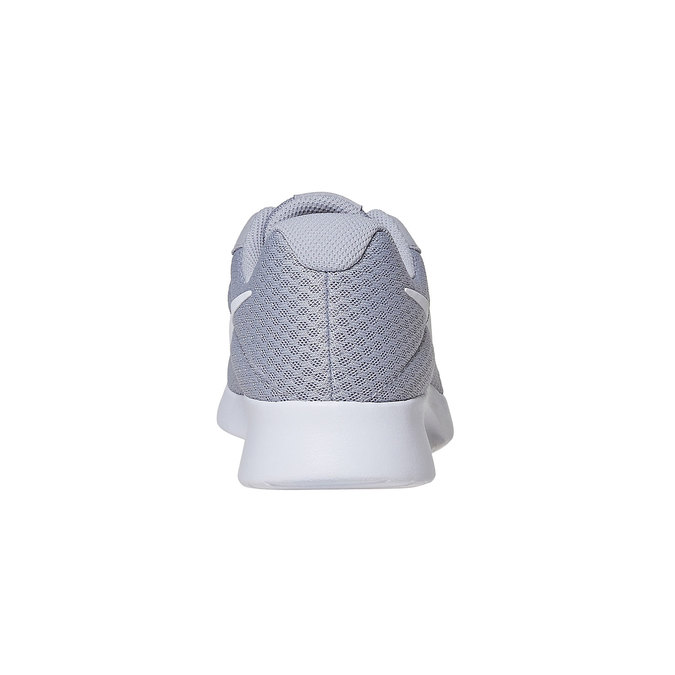 Szare trampki wsportowym stylu nike, szary, 809-2557 - 17