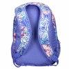 Plecak wkolorowy deseń roxy, fioletowy, 969-9071 - 26