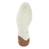 Zamszowe buty za kostkę weinbrenner, niebieski, 843-9625 - 26