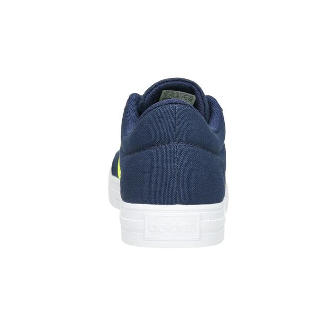 Niebieskie trampki chłopięce adidas, niebieski, 489-8119 - 17