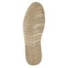 Nieformalne skórzane półbuty weinbrenner, beżowy, 523-2475 - 26