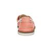 Skórzane mokasyny damskie bata, różowy, 526-5632 - 17