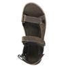 Skórzane sandały męskie weinbrenner, brązowy, 866-3630 - 19
