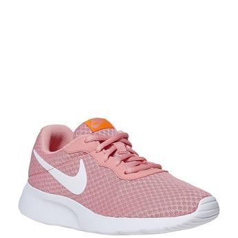 Różowe trampki damskie nike, różowy, 509-3557 - 13