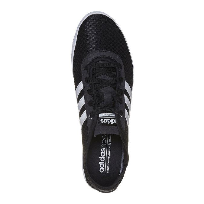 Damskie oddychające buty sportowe adidas, czarny, 509-6489 - 19