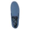 Niebieskie obuwie typu slip-on north-star, niebieski, 889-9286 - 19
