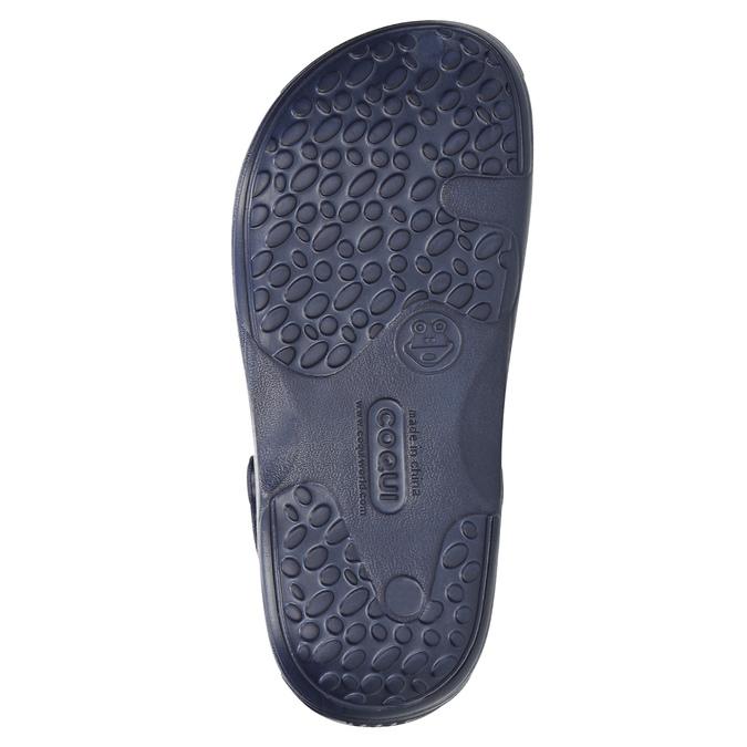 Granatowe sandały dziecięce coqui, niebieski, 472-9610 - 19