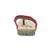 Japonki damskie wsportowym stylu weinbrenner, czerwony, 566-5611 - 15