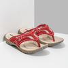 Japonki damskie wsportowym stylu weinbrenner, czerwony, 566-5611 - 26