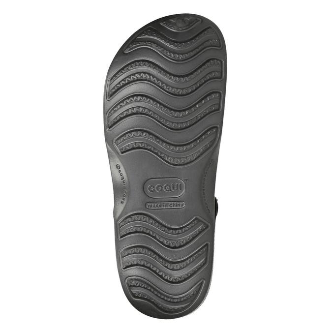 Sandały męskie coqui, szary, 872-2616 - 19