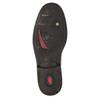 Skórzane buty za kostkę fluchos, brązowy, 824-4450 - 19