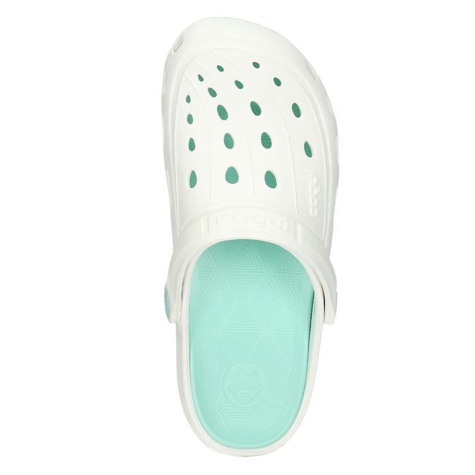 Białe sandały damskie coqui, biały, 572-1606 - 26