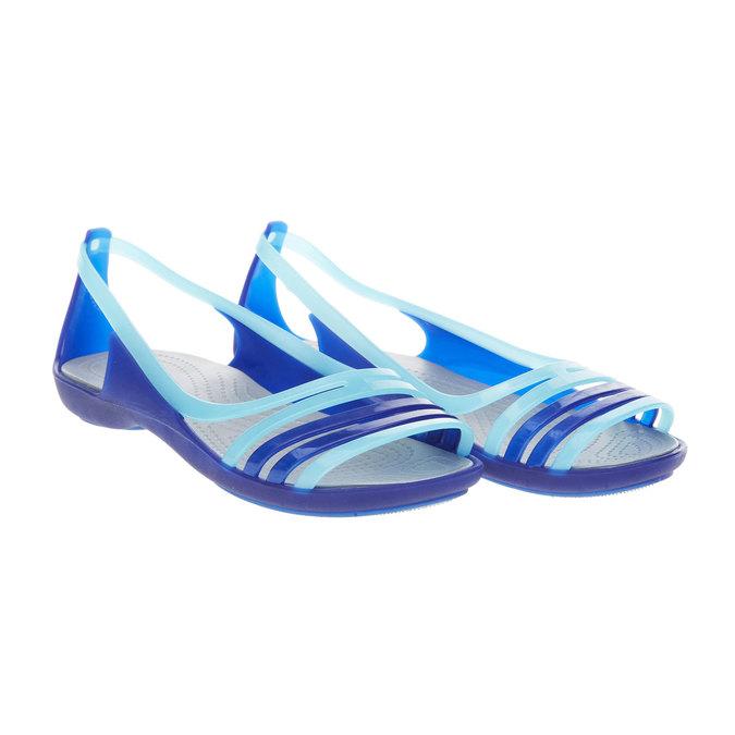 Sandały damskie crocs, niebieski, 571-9014 - 26