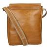 Skórzana torba męska typu crossbody bata, brązowy, 964-3283 - 16