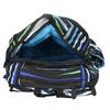 Plecak szkolny wpaski bagmaster, niebieski, 969-9651 - 15