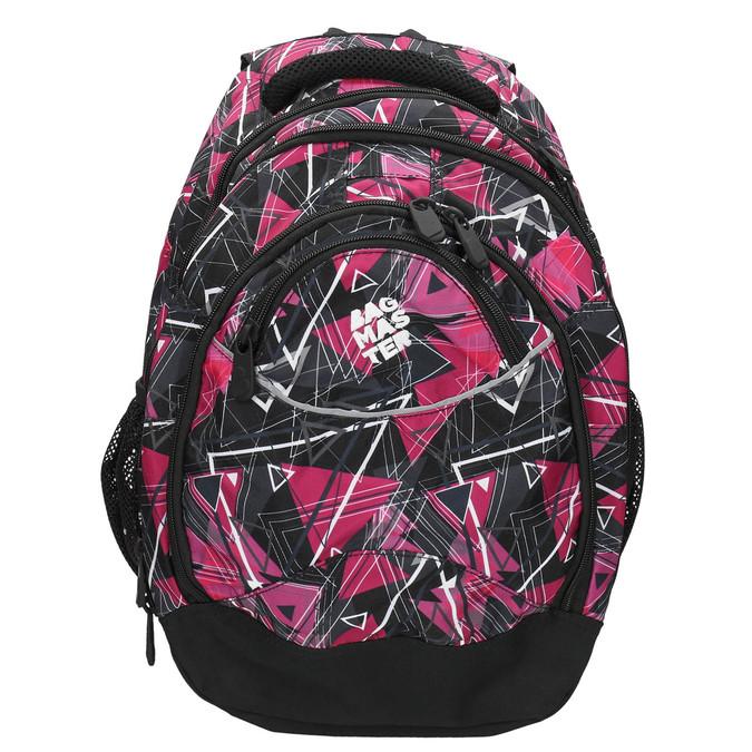 Plecak szkolny bagmaster, różowy, 969-5650 - 26