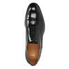 Czarne skórzane półbuty typu oksfordy bata, czarny, 826-6671 - 15