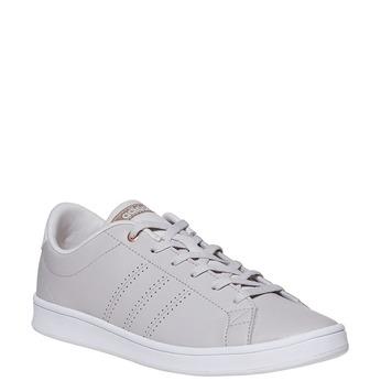 Beżowe trampki damskie adidas, beżowy, 501-3106 - 13