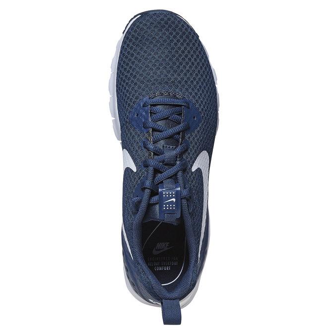 Sportowe trampki męskie nike, niebieski, 809-9357 - 19