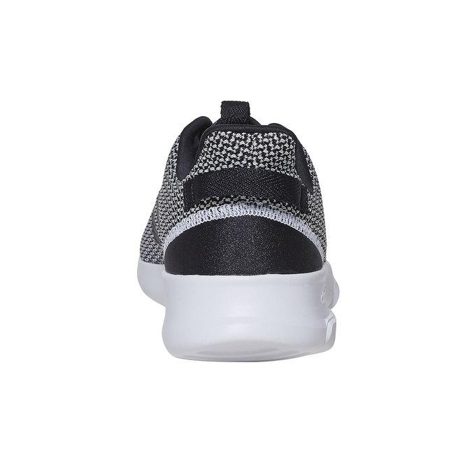 Trampki wsportowym stylu adidas, czarny, 809-6201 - 17