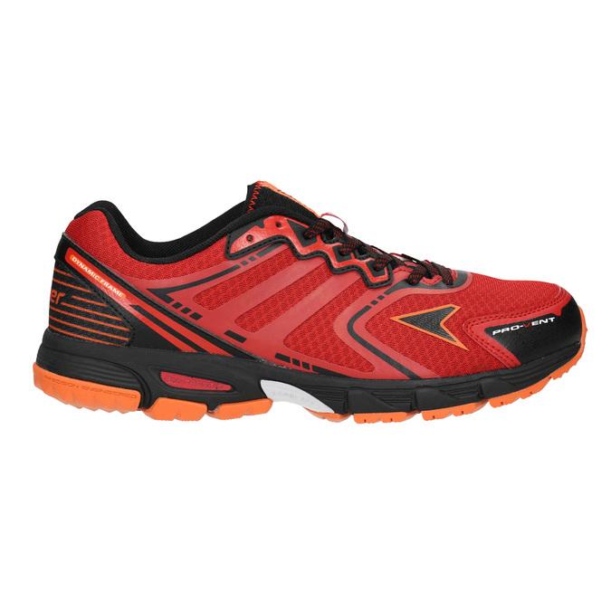 Sportowe obuwie męskie power, czerwony, 809-5223 - 26