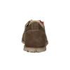 Skórzane trampki damskie weinbrenner, brązowy, 546-4604 - 16