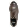 Skórzane półbuty męskie bata, brązowy, 826-4619 - 19