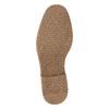 Skórzane buty męskie za kostkę bata, brązowy, 826-4614 - 26