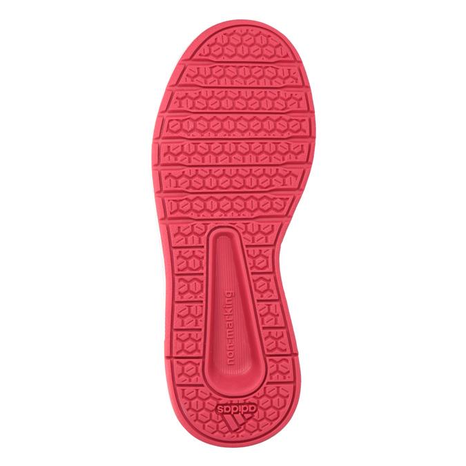 Różowe trampki dziecięce adidas, różowy, 301-5197 - 17