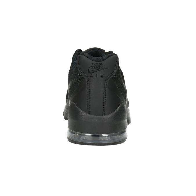 Czarne trampki męskie nike, czarny, 809-6184 - 16