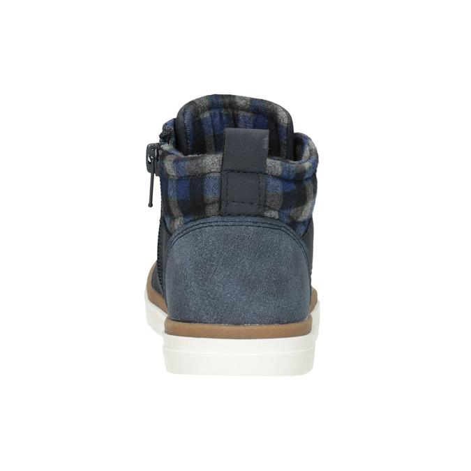 Dziecięce buty za kostkę mini-b, niebieski, 291-9172 - 16