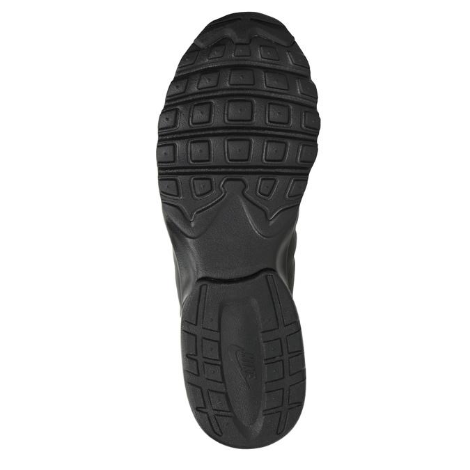 Czarne trampki męskie nike, czarny, 809-6184 - 17